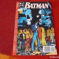 Cómics: BATMAN VOL. 2 Nº 40 UN LUGAR SOLITARIO PARA MORIR ( WOLFMAN APARO ) ¡BUEN ESTADO! DC ZINCO. Lote 270675903