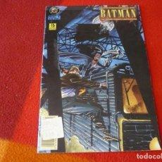 Cómics: LAS CRONICAS DE BATMAN Nº 1 ( DIXON WEEKS SIENKIEWICZ ) ¡BUEN ESTADO! DC ZINCO. Lote 270676228