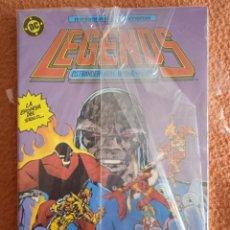 Comics : LEGENDS COMPLETA ZINCO. Lote 270678538