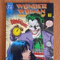 Cómics: WONDER WOMAN VOL. 2 Nº 2: LA TRAMPA DEL JOKER (1 TOMO) ZINCO. Lote 270868943