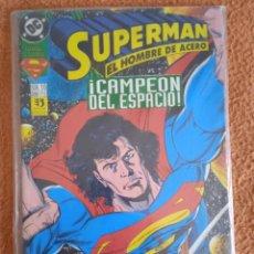 Cómics: CÓMIC * SUPERMAN/EL HOMBRE DE ACERO: ¡CAMPEÓN DEL ESPACIO! *. Nº 10. ED. ZINCO. AÑO 1993. NUEVO.. Lote 270869363