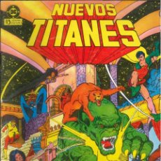 Comics : NUEVOS TITANES EDICIONES ZINCO DC CÓMICS NÚMERO 5. Lote 270878468