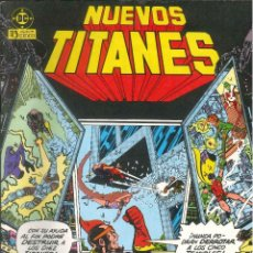 Comics : NUEVOS TITANES EDICIONES ZINCO DC CÓMICS NÚMERO 7. Lote 270878588