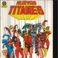 Comics : NUEVOS TITANES EDICIONES ZINCO DC CÓMICS NÚMERO 9. Lote 270878713