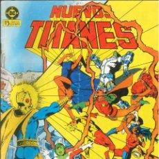 Comics : NUEVOS TITANES EDICIONES ZINCO DC CÓMICS NÚMERO 14. Lote 270878793