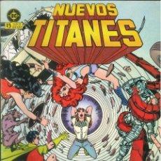 Comics : NUEVOS TITANES EDICIONES ZINCO DC CÓMICS NÚMERO 17. Lote 270878853