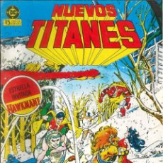 Comics : NUEVOS TITANES EDICIONES ZINCO DC CÓMICS NÚMERO 19. Lote 270878933