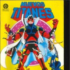 Cómics: NUEVOS TITANES EDICIONES ZINCO DC CÓMICS NÚMERO 22. Lote 270879068