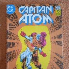 Cómics: CAPITAN ATOM: Nº 5-6-7-8 RETAPADO DC COMICS. EDICIONES ZINCO. Lote 270882263