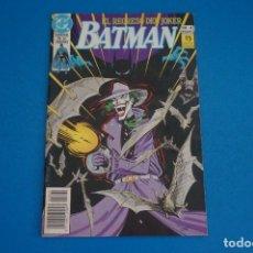 Cómics: COMIC DE BATMAN EL REGRESO DEL JOKER AÑO 1987 Nº 4 DE EDICIONES ZINCO LOTE 23 E. Lote 270916578