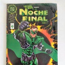 Cómics: LA NOCHE FINAL TOMO 2 (LINTERNA VERDE Nº 11) ~ DC / VID (1998) **NUEVO / DESCATALOGADO**. Lote 270974283