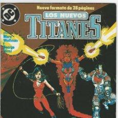 Comics : ZINCO. LOS NUEVOS TITANES. 1. Lote 271165443