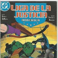 Cómics: ZINCO. LIGA DE LA JUSTICIA. AM�RICA. 20.. Lote 271165528
