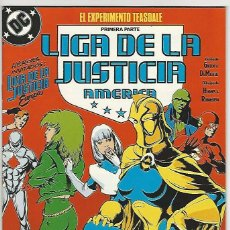 Cómics: ZINCO. LIGA DE LA JUSTICIA. AM�RICA. 25.. Lote 271165548