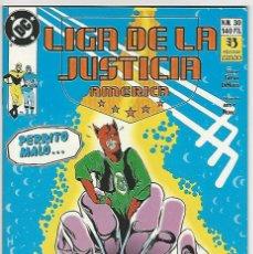 Cómics: ZINCO. LIGA DE LA JUSTICIA. AM�RICA. 30.. Lote 271165568