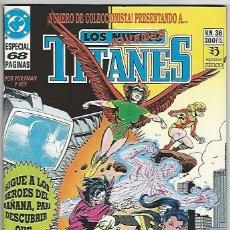Comics : ZINCO. LOS NUEVOS TITANES. 36.. Lote 271165588
