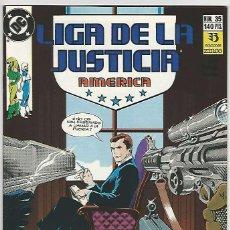 Cómics: ZINCO. LIGA DE LA JUSTICIA. AM�RICA. 35.. Lote 271165598