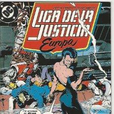 Cómics: ZINCO. LIGA DE LA JUSTICIA EUROPA. 4. Lote 271165633