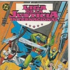 Cómics: ZINCO. LIGA DE LA JUSTICIA. INTERNACIONAL. 11.. Lote 271165658
