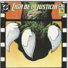 Cómics: ZINCO. LIGA DE LA JUSTICIA EUROPA. 14.. Lote 271165673