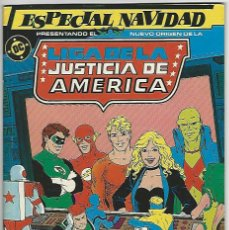 Cómics: ZINCO. LIGA DE LA JUSTICIA. 2. AM�RICA. ESPECIAL NAVIDAD.. Lote 271166018