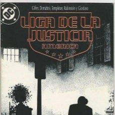 Cómics: ZINCO. LIGA DE LA JUSTICIA. AM�RICA. 21.. Lote 271166043