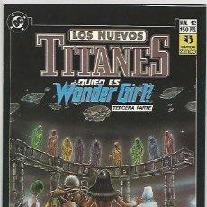 Cómics: ZINCO. LOS NUEVOS TITANES. 12.. Lote 271166083