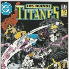Comics : ZINCO. LOS NUEVOS TITANES. 17.. Lote 271166103