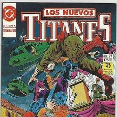 Cómics: ZINCO. LOS NUEVOS TITANES. 27.. Lote 271166153