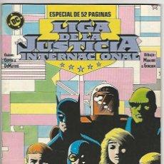 Cómics: ZINCO. LIGA DE LA JUSTICIA. INTERNACIONAL. 7.. Lote 271166183