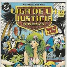 Cómics: ZINCO. LIGA DE LA JUSTICIA. AMÉRICA. 28.. Lote 271166238