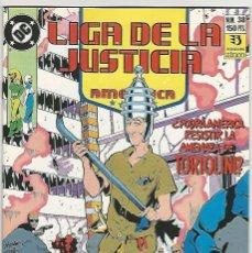 Cómics: ZINCO. LIGA DE LA JUSTICIA. AMÉRICA. 38.. Lote 271166288