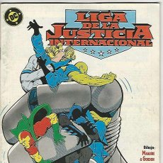 Cómics: ZINCO. LIGA DE LA JUSTICIA. INTERNACIONAL. 9.. Lote 271166343