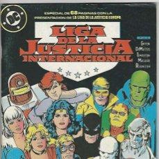 Cómics: ZINCO. LIGA DE LA JUSTICIA. INTERNACIONAL. 19.. Lote 271166398