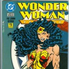 Cómics: ZINCO. WONDER WOMAN. 5. LINEAS VITALES. JOHN BYRNE.. Lote 271166448