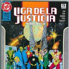Cómics: ZINCO. LIGA DE LA JUSTICIA. AMERICA. 4.. Lote 271166633