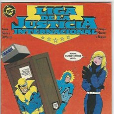 Cómics: ZINCO. LIGA DE LA JUSTICIA. INTERNACIONAL. 8.. Lote 271166828