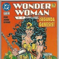 Cómics: ZINCO. WONDER WOMAN. 4. SEGUNDA G�NESIS. JOHN BYRNE.. Lote 271166933