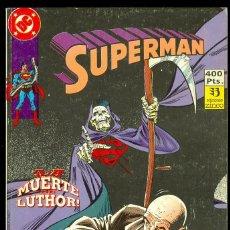 Fumetti: ZINCO. SUPERMAN RETAPADO. 32. DEL 113 AL 117. 1987-1996.. Lote 271169333