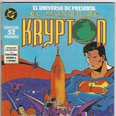 Cómics: ZINCO. UNIVERSO DC. 1. Lote 293834483