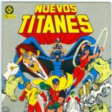 Cómics: ZINCO. NUEVOS TITANES. 1. Lote 271170573