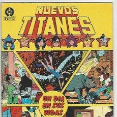 Cómics: ZINCO. NUEVOS TITANES. 8. Lote 271170598