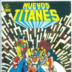 Cómics: ZINCO. NUEVOS TITANES. 26.. Lote 271170643