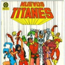 Cómics: ZINCO. NUEVOS TITANES. 9. Lote 271171113