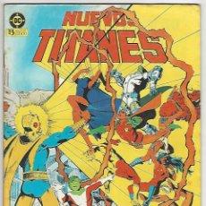 Cómics: ZINCO. NUEVOS TITANES. 14.. Lote 271171128
