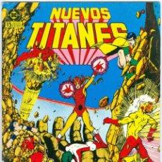 Cómics: ZINCO. NUEVOS TITANES. 27.. Lote 271171153