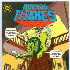 Cómics: ZINCO. NUEVOS TITANES. 42.. Lote 271171168
