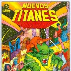Cómics: ZINCO. NUEVOS TITANES. 5. Lote 271171453