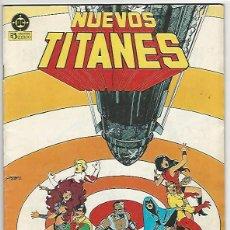 Cómics: ZINCO. NUEVOS TITANES. 10.. Lote 271171458