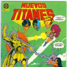 Cómics: ZINCO. NUEVOS TITANES. 11.. Lote 271171473